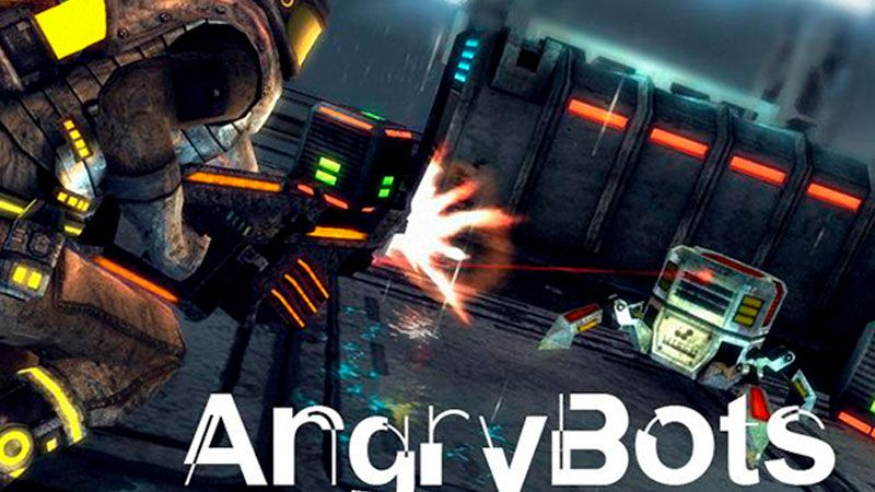 Angry Bots VR